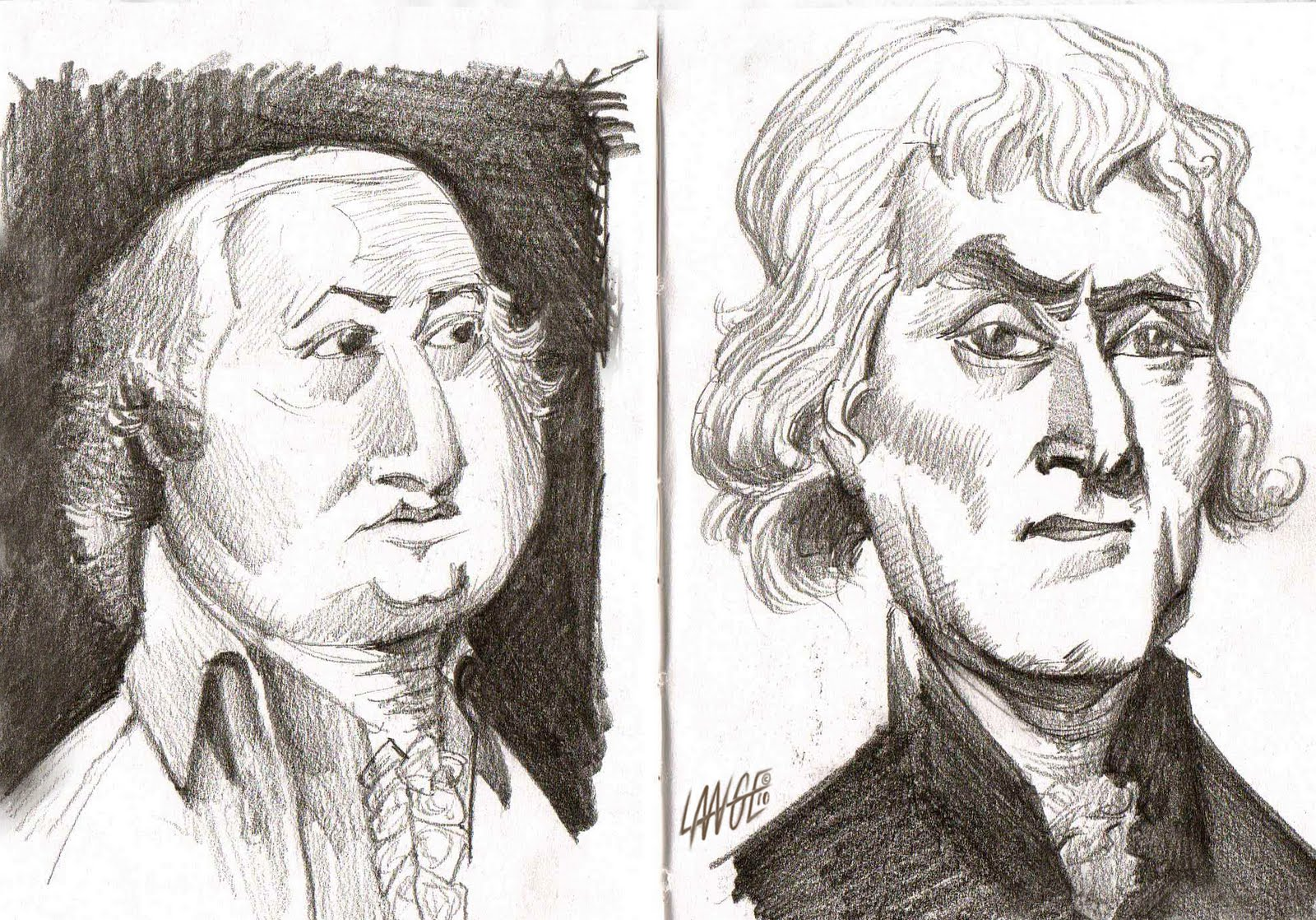 how george washington john adams and John adams vs george washington: who would i rather have a beer with.