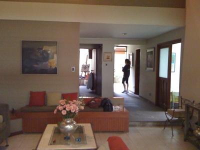 Realty homes de adriana valdez casa venta condominio surco for Sala de estar y comedor