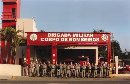 Corpo de Bombeiros de Sapucaia do Sul