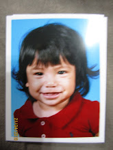 Mia&#39;s First Passport Photo@10month