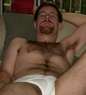 Hairy Men In Briefs
