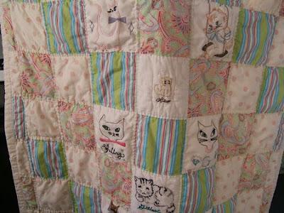 Gabby's quilt