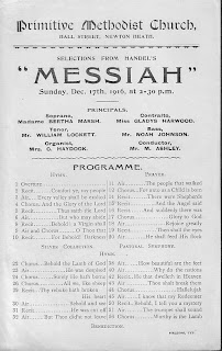 Messiah, Local history, Handel, Newton Heath, Manchester