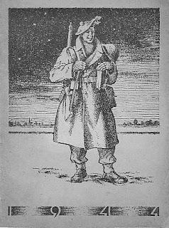 World war two, WW2, Second world war, correspondence, 1944, christmas