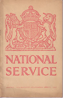 National Service Booklet, 1939, HMSO