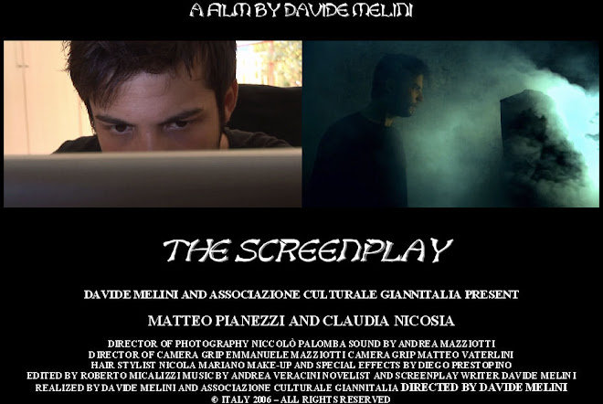 The Screenplay - Poster