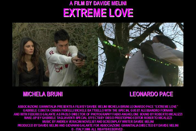 Extreme Love - Poster