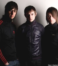 The Enemy (UK)  - my fansite