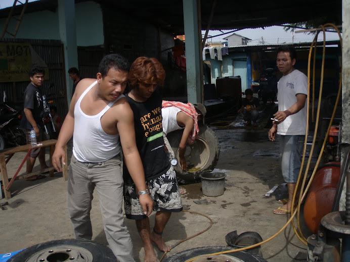 Bengkel Pasar Induk Kramat Jati