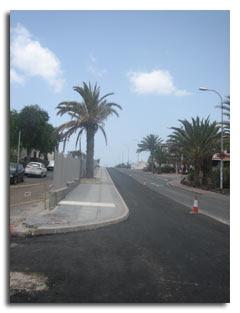 Costa Del Silencio Roadworks