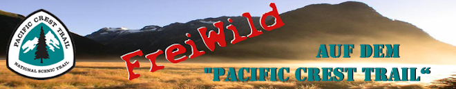 FreiWild auf dem Pacific-Crest-Trail