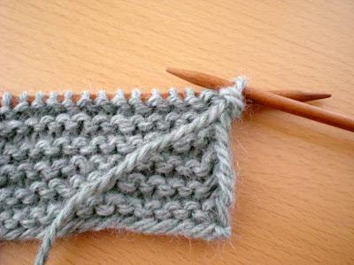 Fainas Knitting Mode: Knitting Tips: A selvage stitch.