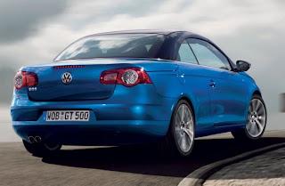 Volkswagen Eos GT Sport 2009 wallpaper
