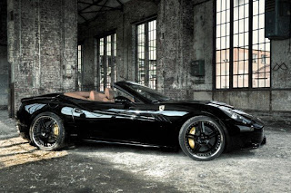 2009 Edo Competition Ferrari California