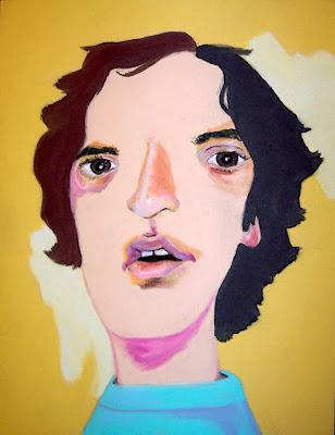 Self Portrait after Yi Chen