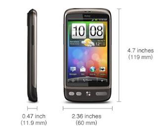 HTC-Desire-Specs