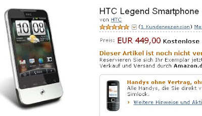 HTC-Legend-Amazon-Germany
