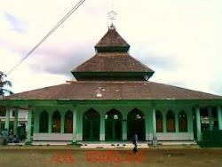 Mesjid Al-Ikhlas lapongkoda sengkang