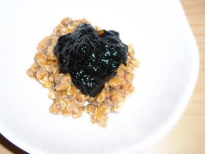 岩海苔の佃煮納豆