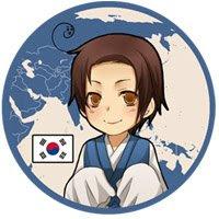 Corea del Sur(韓国 Kankoku?) Hetalia-Korea