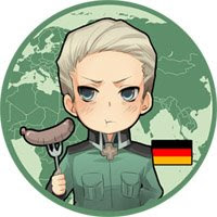 Anime Hetalia Germany