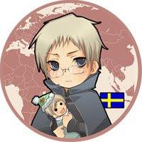 Anime Hetalia Sweden