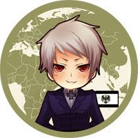 Anime Hetalia Prussia