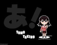 Azumanga Tomo Chibi Wallpaper