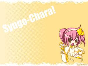 Dia Amu Hinamori Shugo Chara Anime WAllpaper
