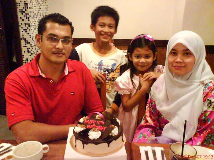 Ali's Family