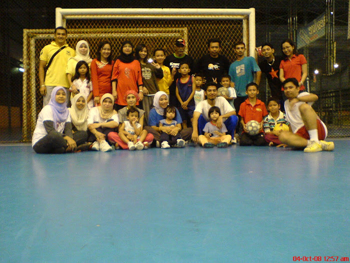 Kenangan Futsal Raya