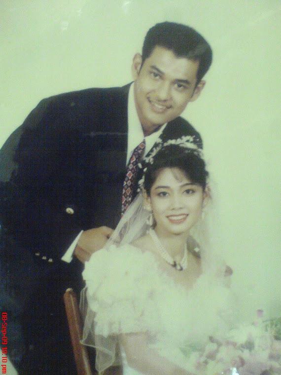 Ali.. Hari Bahagia... kawin ngan Mimi