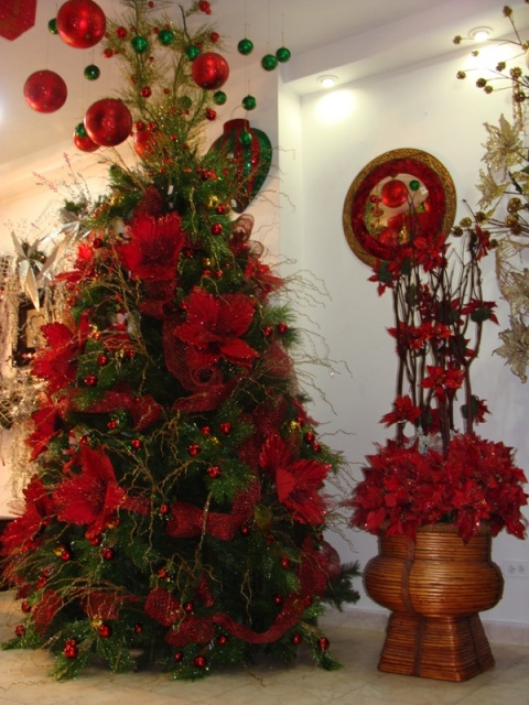 Decoraci n navide a la cale ita 2014 fantasia navide a 2010 - Decoracion navidena 2014 ...