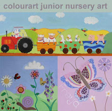 Art for Childrens Rooms and Nurseries