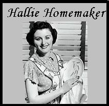 hallie homemaker