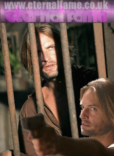IMAGE:Actor Josh Holloway as Sawyer