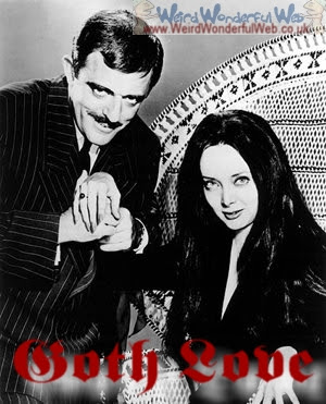 IMAGE:Gomez and Morticia-Goth love