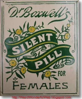 Silent Pills For Females
