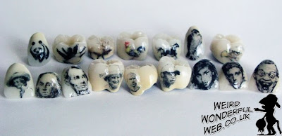 IMAGE: Tooth tattoo various