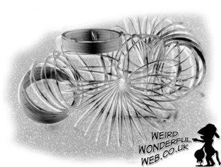 IMAGE: Tangled Slinky