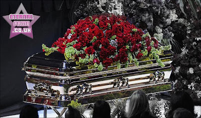 IMAGE: Michael Jackson's Coffin
