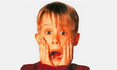 IMAGE: Macaulay Culkin shocked