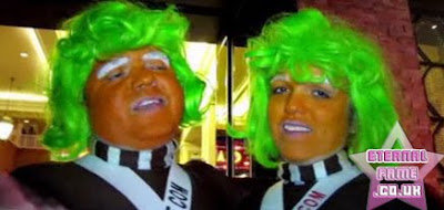 IMAGE: Two oompa loompas