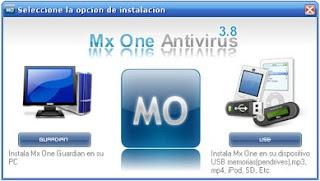 Como instalar antivirus para USB
