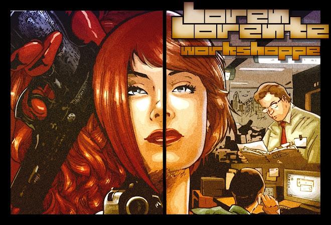 Ye Olde Loren Lorente's Workshoppe