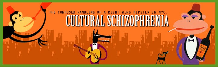 cultural schizophrenia