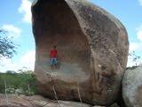 Pedra do Capacete Gameleira (Bodó)