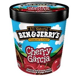 CHERRY GARCIA Ice Cream & FroYo