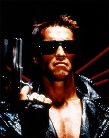 arnold schwarzenegger terminator 3 body. -Terminator T-800 modelo Cyber