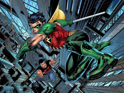 Superman/Batman numeros del 0 al 52 RobinSuperboy1